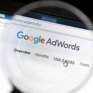 Google Adwords design